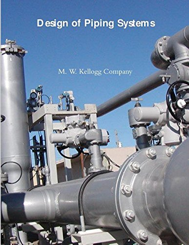 9781987817577: Design of Piping Systems