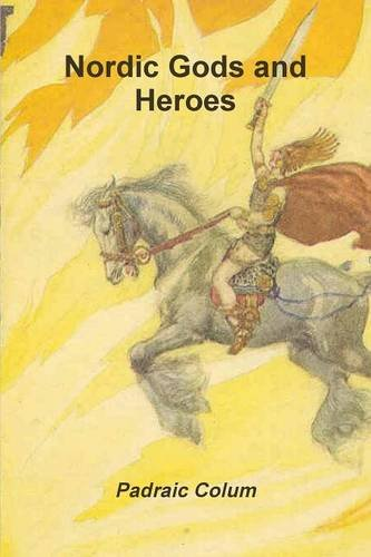 9781987817614: Nordic Gods and Heroes