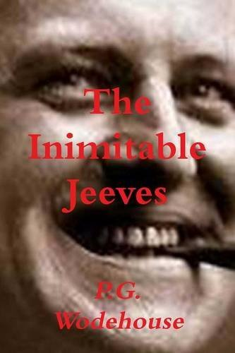 9781987817843: The Inimitable Jeeves