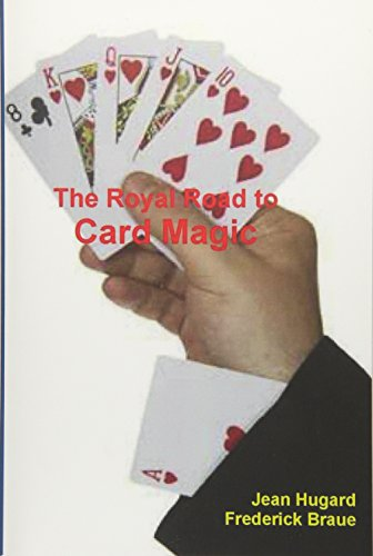 9781987817898: The Royal Road to Card Magic