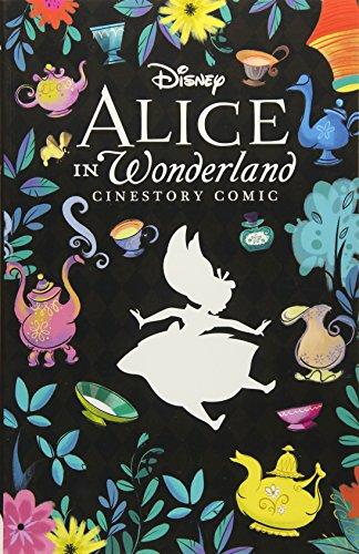 9781987955057: Disney Alice In Wonderland Cinestory Retro Collector Edition (Disney Cinestory)