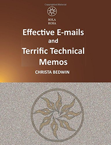 9781987990003: Effective E-mails and Terrific Technical Memos