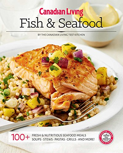 9781988002286: Canadian Living: Fish & Seafood (Essential Kitchen)