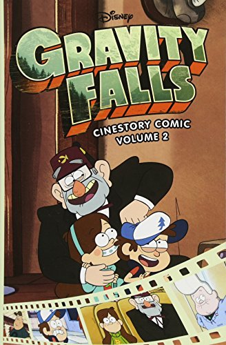 9781988032917: Disney Gravity Falls Cinestory Comic Vol. 2