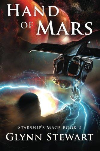 9781988035000: Hand of Mars: Volume 2 (Starship's Mage)