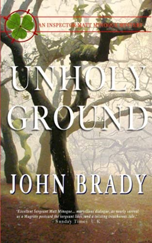 9781988041025: Unholy Ground: An Inspector Matt Minogue Mystery (The Inspector Matt Minogue Series) (Volume 2)