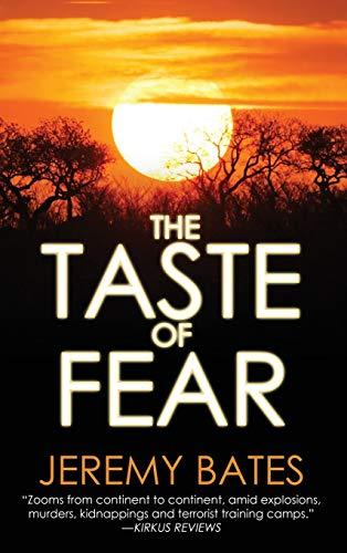 9781988091006: The Taste of Fear