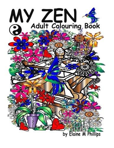 9781988097015: My Zen Adult Colouring Book