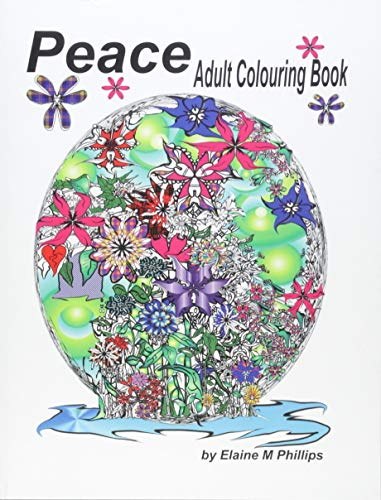 9781988097039: Peace Adult Colouring Book: Adult Colouring Book