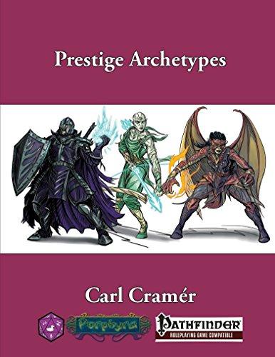 9781988246017: Prestige Archetypes (Pathfinder, 4WF210)