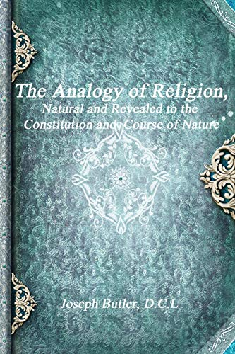 9781988297170: The Analogy of Religion