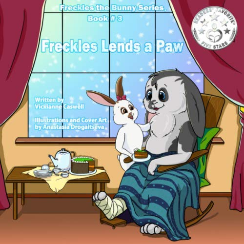 9781988345222: Freckles Lends a Paw (Freckles the Bunny)