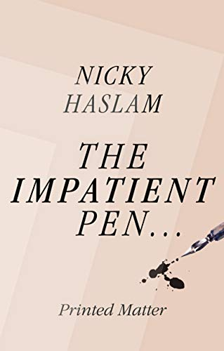 9781999623241: Impatient Pen