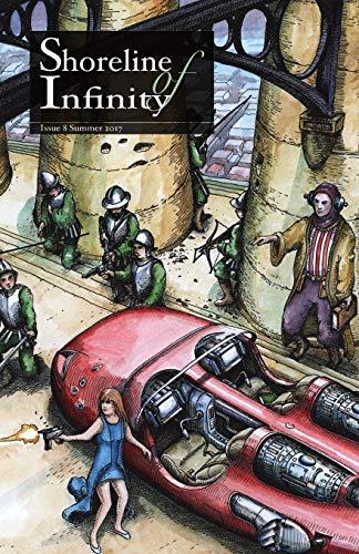 Shoreline of Infinity 8: Science Fiction Magazine (Volume 8): Noel Chidwick