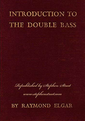 9781999866419: Introduction To The Double Bass