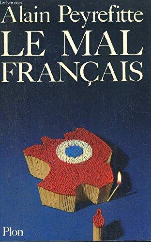 9782000001386: Le Mal Francais