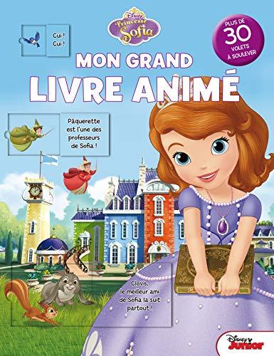 9782010002304: Mon grand livre animé Princesse Sofia