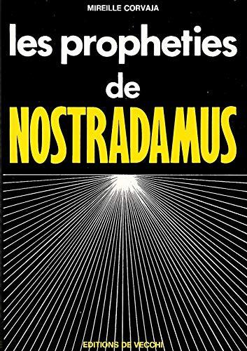 9782010003417: Les Prophéties de Nostradamus
