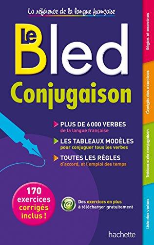 9782010003943: Bled Conjugaison