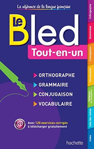9782010003981: Bled Tout-en-un (Bled Référence)