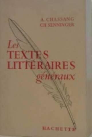 9782010004742: Textes littéraires généraux