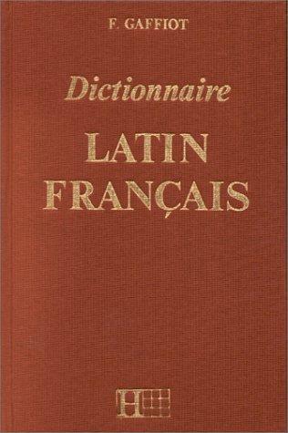 9782010005350: Dictionnaire latin/ français