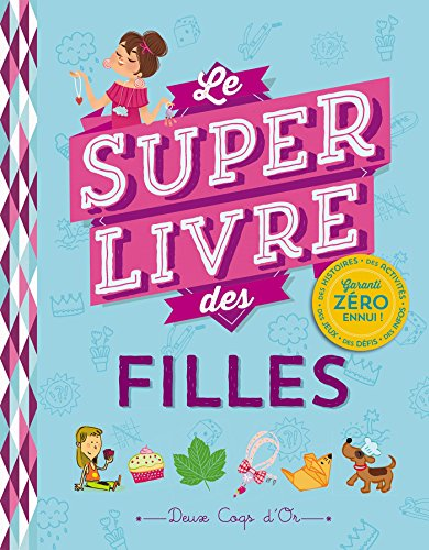 9782010008597: Le super livre des filles