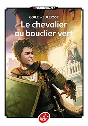 9782010009020: Le chevalier au bouclier vert (Livre de Poche Jeunesse)