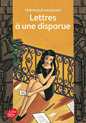9782010009044: Lettres a Une Disparue (French Edition)