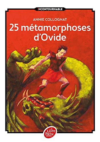 9782010009068: 25 m�tamorphoses d'Ovide (Livre de Poche Jeunesse)