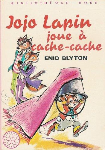 9782010009709: Jojo lapin joue � cache cache : Collection : Biblioth�que rose cartonn�e