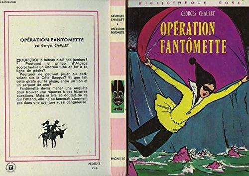 9782010010507: Operation fantomette