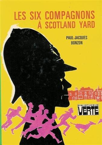 9782010012273: Les six compagnons à Scotland Yard