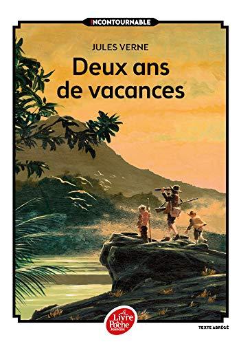 9782010015755: Deux ans de vacances - Texte Abrégé (Livre de Poche Jeunesse)