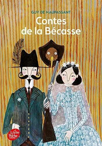 9782010016103: Contes de la Bécasse - Texte intégral