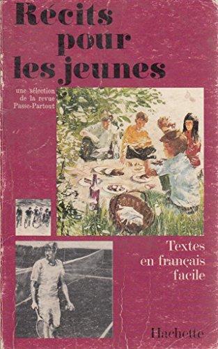 9782010017537: Recits pour les jeunes : extraits de la revue passe-partout ;présentation par annie trainaud (H.Tff)