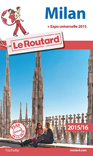 9782010018244: Guide du Routard Milan 2015/2016