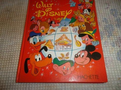 9782010021473: Encyclopédie Walt Disney