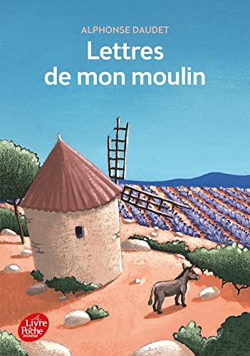 9782010021640: Lettres de mon moulin - Texte intégral (Livre de Poche Jeunesse)