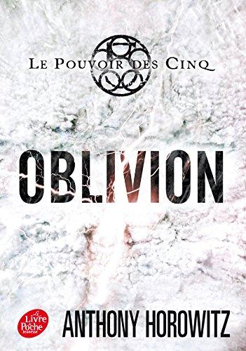 9782010021749: Le pouvoir des Cinq - Tome 5 - Oblivion