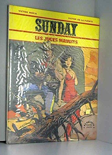 9782010022425: Sunday Les Juges maudits