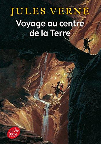 9782010023705: Voyage au centre e la Terre - Texte intégral (Livre de Poche Jeunesse)