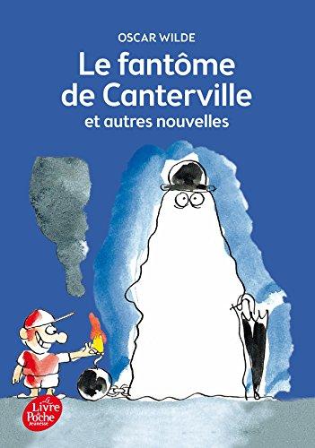 9782010023743: Le fantome de Canterville