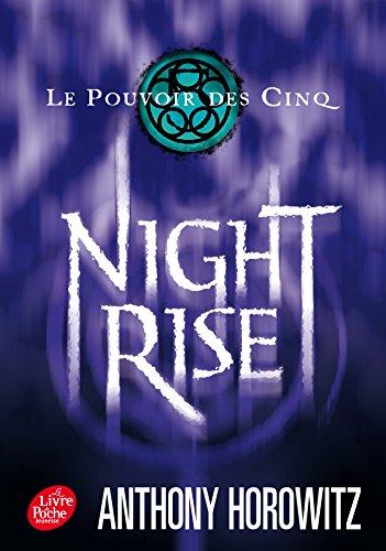 9782010023774: Le Pouvoir des Cinq, Tome 3 : Nightrise