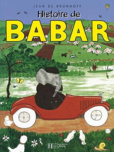9782010025198: Histoire De Babar (Babar S.)
