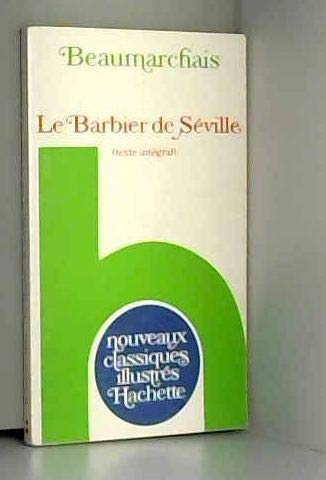9782010026942: LE BARBIER DE SEVILLE