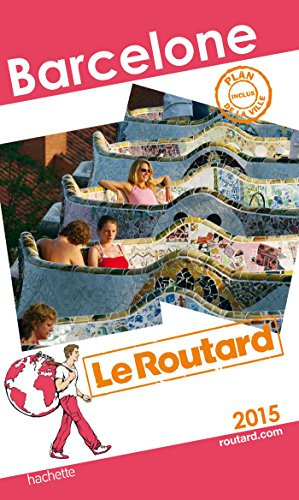 9782010027512: Guide du Routard Barcelone 2015