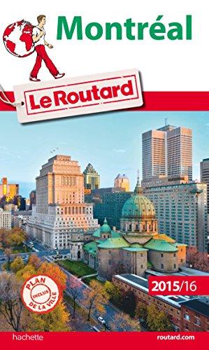 9782010027734: Montréal (édition 2015/2016)