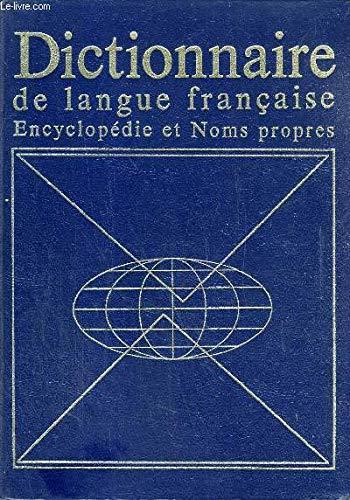 Dictionnaire Hachette / langue, encyclopédie, noms propres: Collectif