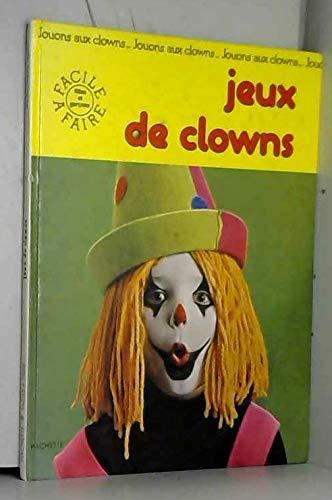 9782010033117: Jeux de clowns
